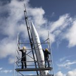 Starchaser's Skybolt 2 rocket launch checks