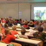 Team Starchaser schools presentation