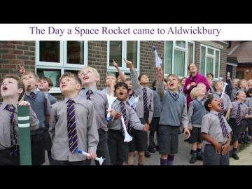 Aldwickbury School Starchaser Days